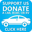 Donate a Car Boat or RV button Image link